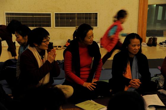合肥五大元素與心靈轉化瑜伽初級精采回憶參-30