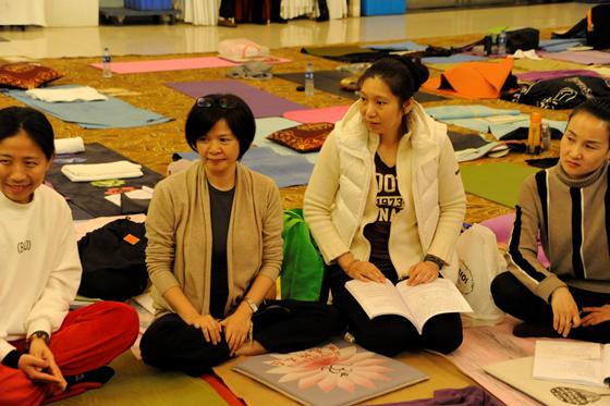 合肥五大元素與心靈轉化瑜伽初級精采回憶參-24