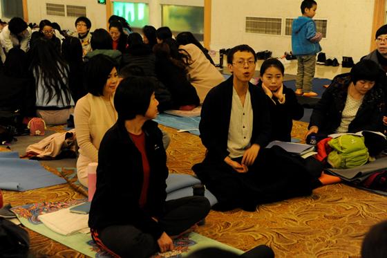 合肥五大元素與心靈轉化瑜伽初級精采回憶參-34