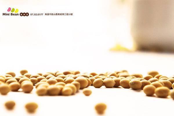 迷你豆 有機原料-黃豆