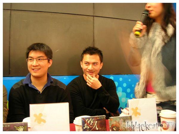 鼻子及Lick Chen