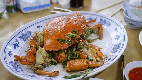 白胡椒蟹~美味
