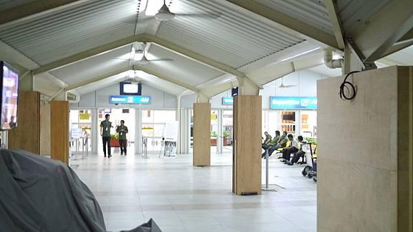 馬列的機場