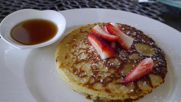 我每天必點的pancake