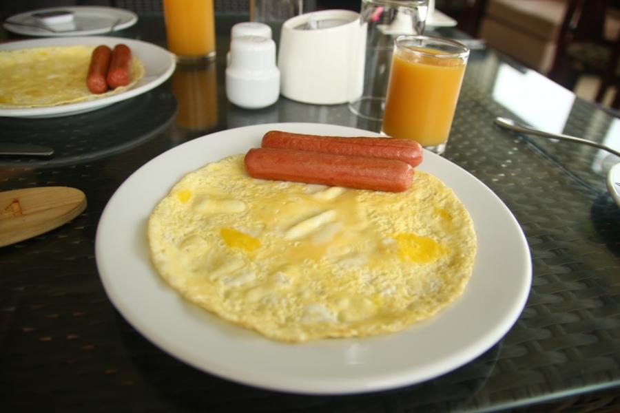 簡單不難吃的早餐