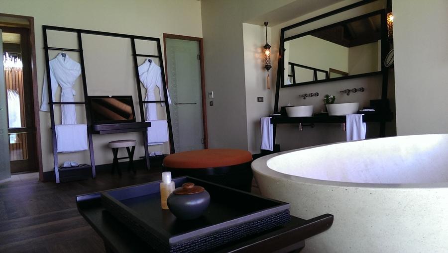 大氣的浴室