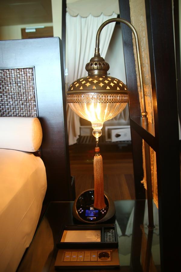 土耳其風格的床頭燈