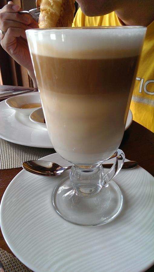 要用點的咖啡拿鐵