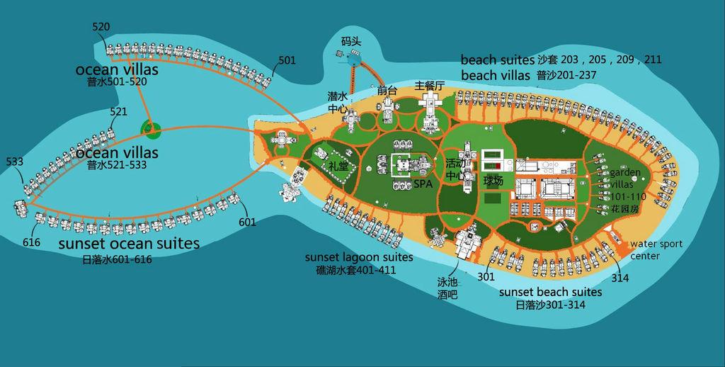 AYADA MAP
