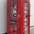 英國電話亭