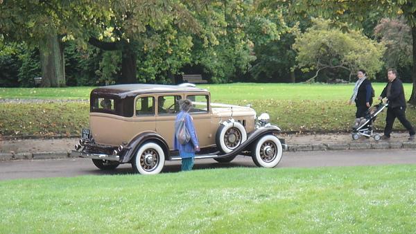 好復古的車