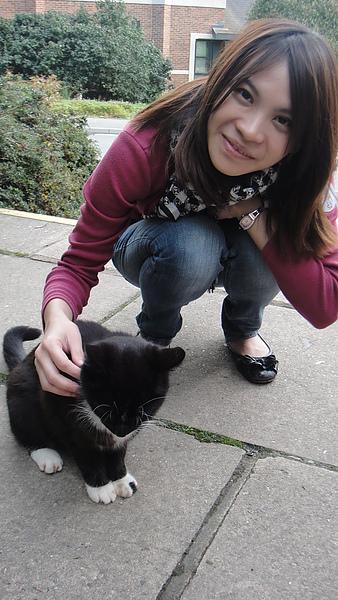 我愛黑貓咪