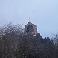 1108 窗外的教堂