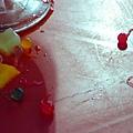 從芒果冰滾下來的蝌蚪
