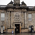 9/23 Palace of Holyroodhouse
