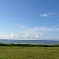 台東的海邊