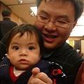 Andy與他兒子