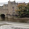 River Avon&Pulteney Bridge