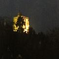 雨夜的教堂