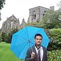 這次愛丁堡之行感謝Ethan(Elton)的照顧拉