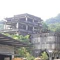 很酷的廢棄建築