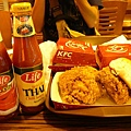 第一餐-KFC