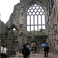 Ruins of the Abbey Church of Holyrood