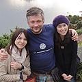我們的tour guide-一整個很瘋狂的Scottish