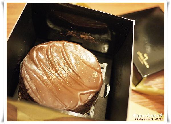 chochoco巧克力蛋糕