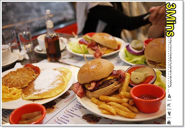 3Mins義式餐廳_早午餐