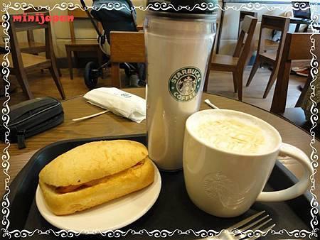 星巴巴~812早餐