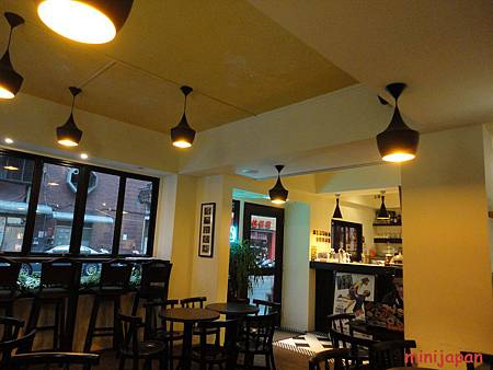 Wayne's cafe-室內