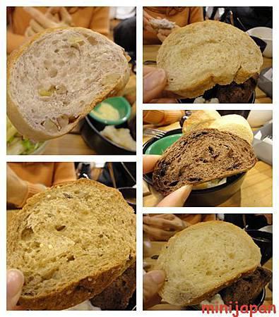 登打士街~麵包拼圖