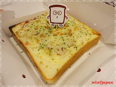 2gether~焗烤燻雞厚片.JPG