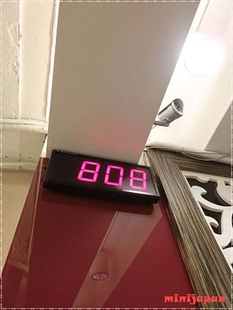 芒果皇帝~出餐區號碼燈.JPG