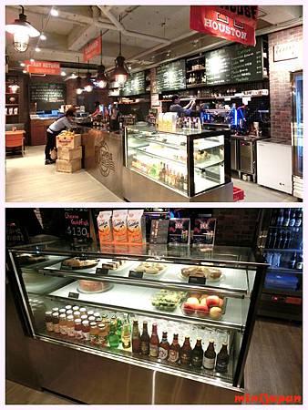 Campus cafe~店內1.jpg