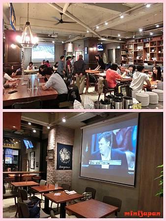Campus cafe~店內3.jpg