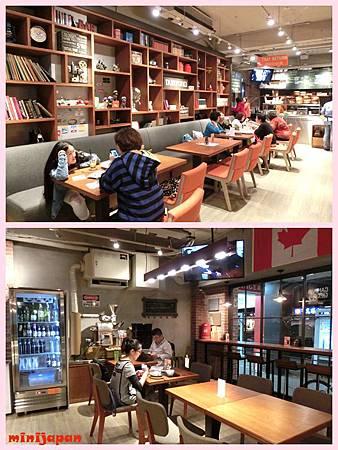 Campus cafe~店內5.jpg