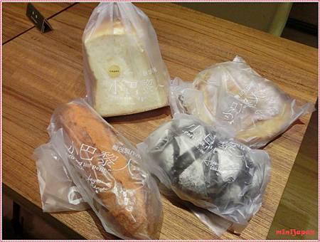 小巴黎人~外帶麵包.JPG