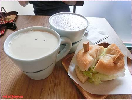 Minibean~餐點.JPG