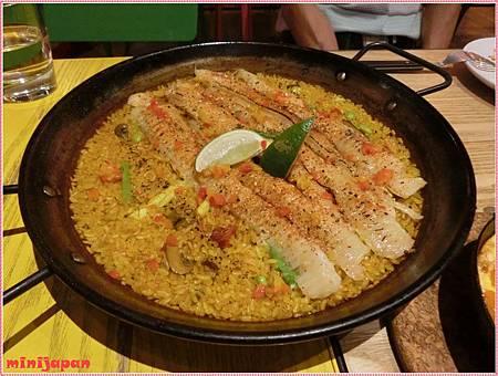 好飯食堂~炙燒比目魚鰭邊肉好飯.JPG