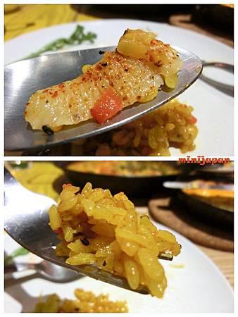 好飯食堂~炙燒比目魚鰭邊肉好飯拍.jpg
