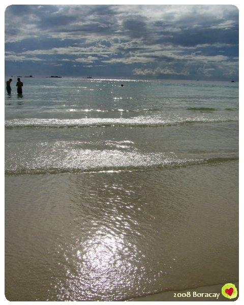 陽光照在淺浪上  是我最喜歡的風景