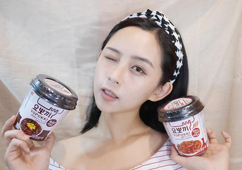 韓國Yopokki辣炒年糕即食杯