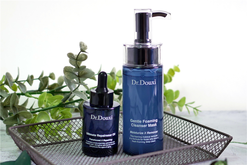 Douxi 朵璽 檜木活氧系列 洗卸活氧面膜 修護精華油