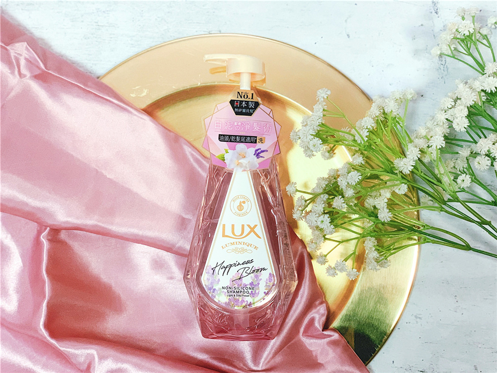 LUX LUMINIQUE 白泥洗髮 璐咪可小確幸柔順洗髮精 %26; 潤髮乳 (16).jpg