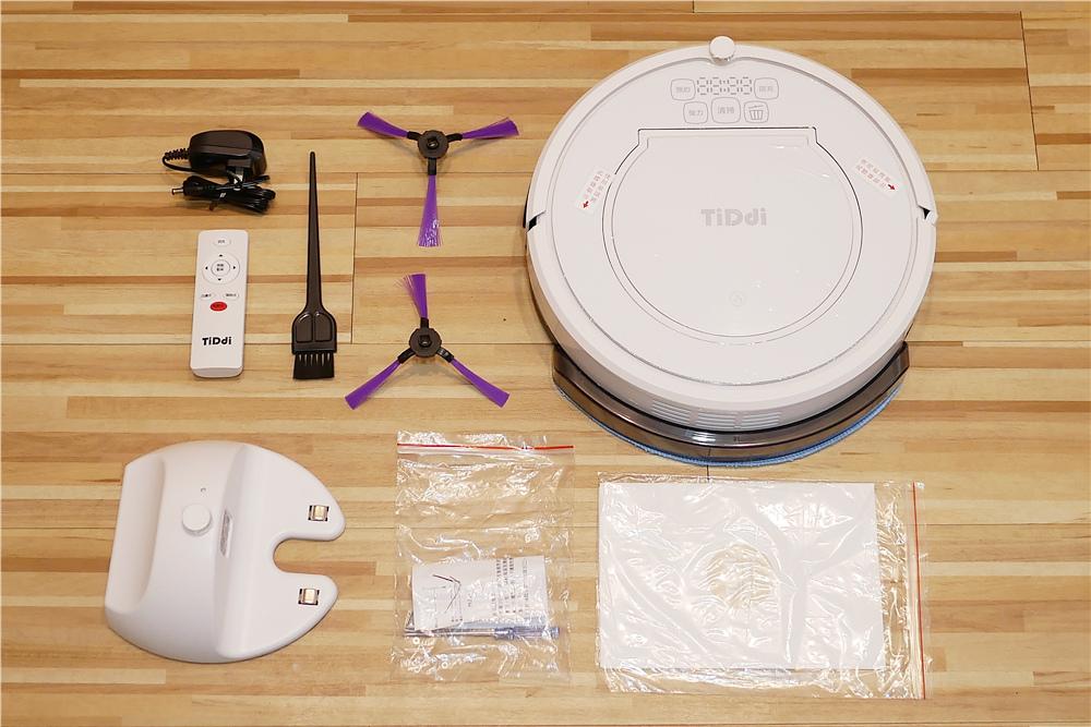 TiDdi鈦敵V320全新第二代智能規劃掃地機器人 (12).JPG