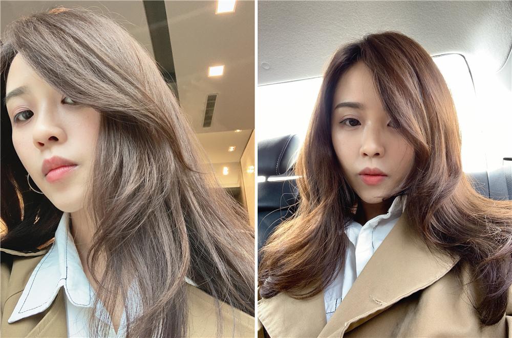 韓國hello bubble泡沫染髮劑!巧克力棕 6N