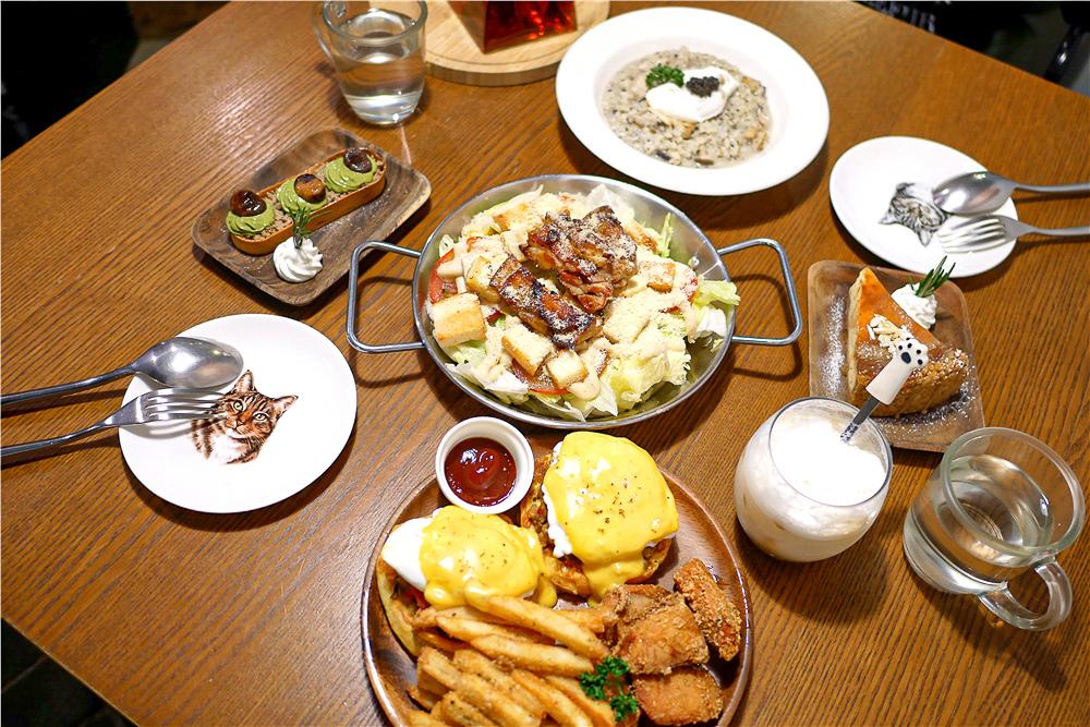 Toast Chat 不限時咖啡廳 美味義式燉飯  貓咪餐廳蒐集|台北東區|捷運國父紀念館 (10).jpg