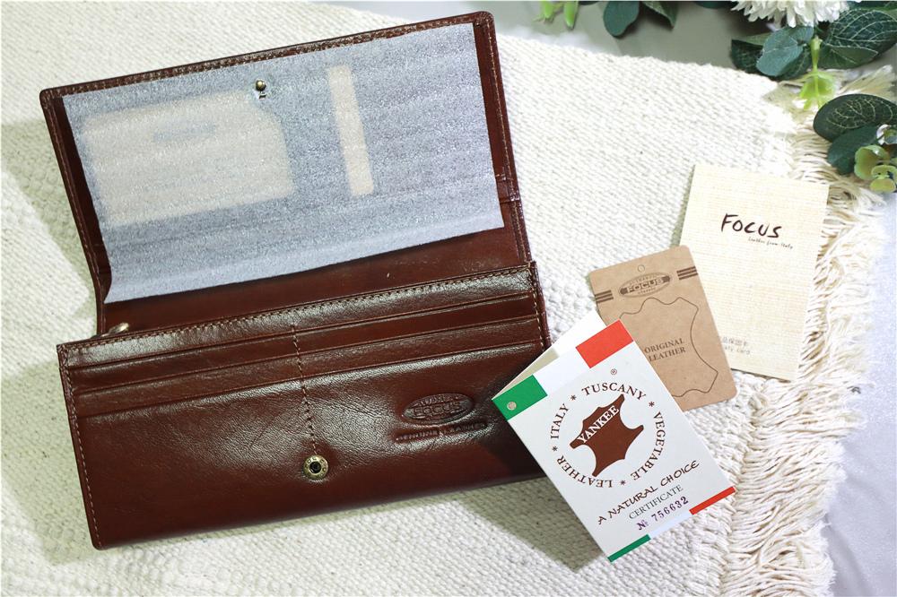 FOCUS義大利原皮 買個真皮長夾迎新年 多卡層長夾超好裝|長夾推薦|耐用皮夾 (15).jpg